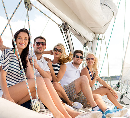 TopCharters - yacht rental in the UAE and Dubai
