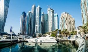 Dubai Marina Yacht Charters Gallery