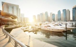Dubai Marina Yacht Charters Gallery 5