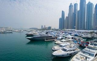 Dubai Marina Yacht Charters Gallery 4