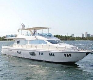 Cozmo 90 Ft Yacht Charter