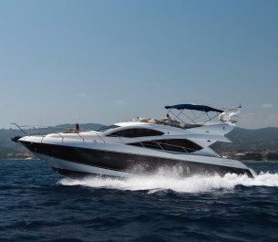 Daydream 64 Ft Yacht Rental