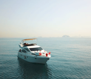Cozmo 50 Ft Yacht Charter
