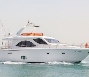 Xclusive 70 Ft Yacht Charter