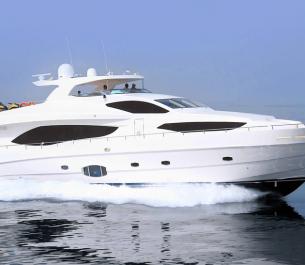 Cozmo 101 Ft Yacht Rental