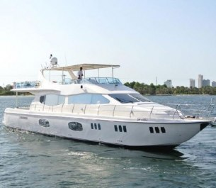 Cozmo 90 Ft Yacht Charter