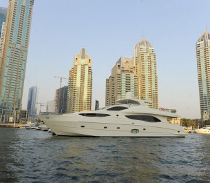 Xclusive 101 Ft Yacht Charter