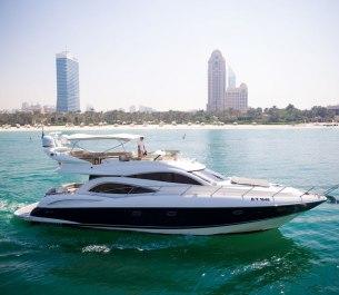 Xclusive 55 Ft Yacht Rental