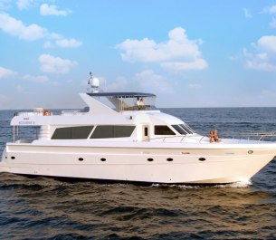 Xclusive 86 Ft Yacht Charter