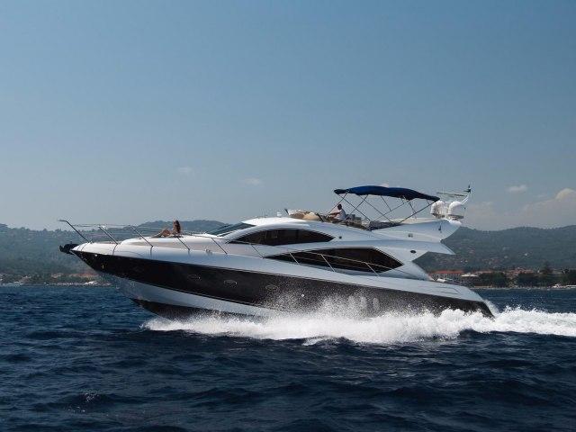 Daydream 64 Ft Yacht Rental 1