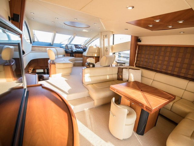 Daydream 64 Ft Yacht Rental 2