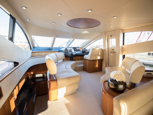 Daydream 64 Ft Yacht Rental 3