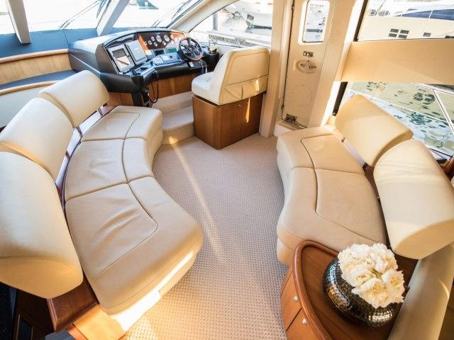 Daydream 64 Ft Yacht Rental 4