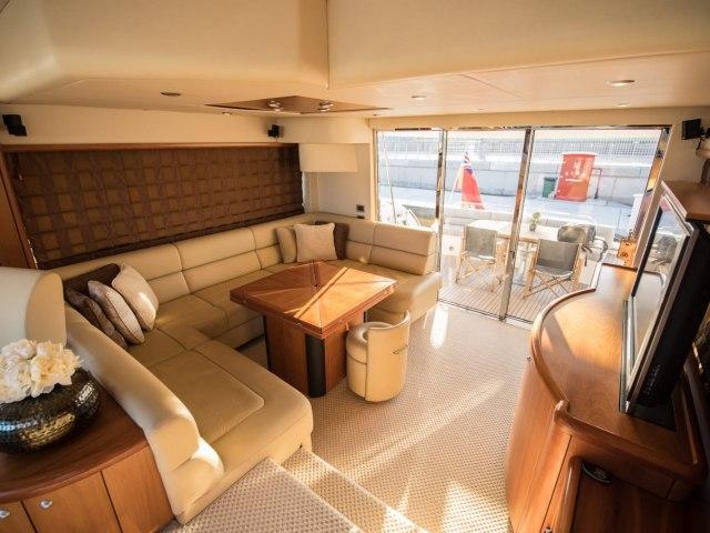 Daydream 64 Ft Yacht Rental 5
