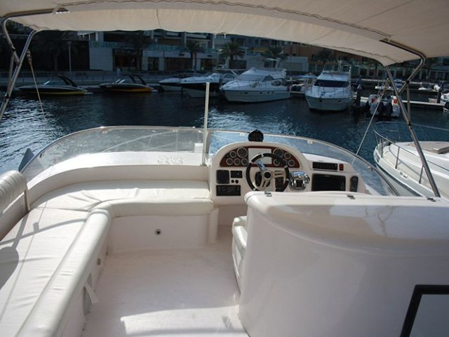 Cozmo 52 Ft Yacht Charter 6