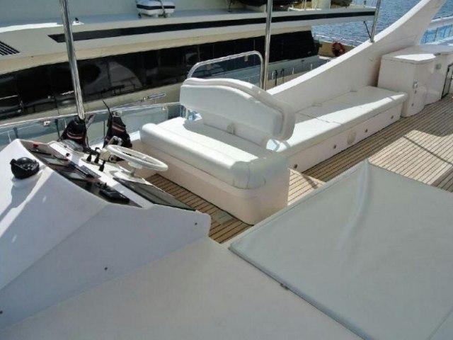 Cozmo 90 Ft Yacht Charter 3