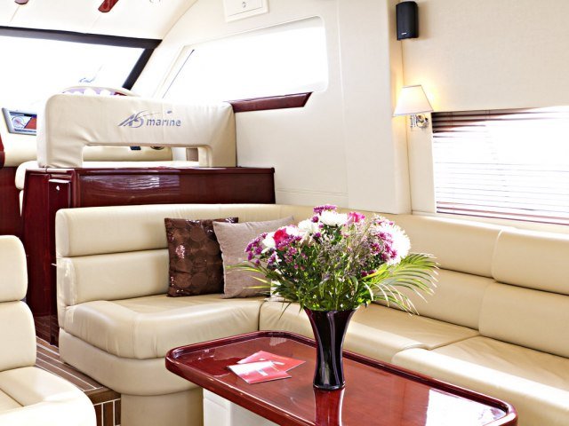 Xclusive 53 Ft Yacht Rental 5