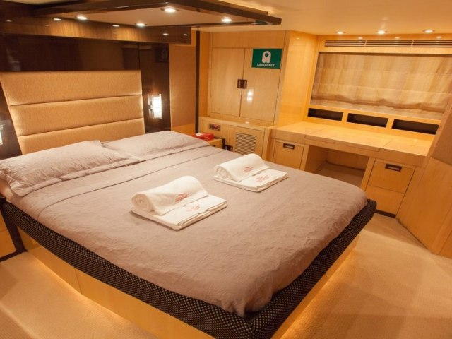 Xclusive 56 Ft Yacht Charter 3