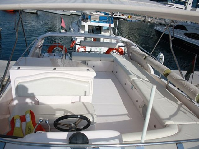 Cozmo 52 Ft Yacht Charter 5