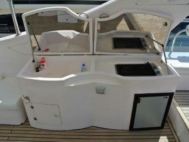 Cozmo 90 Ft Yacht Charter 4