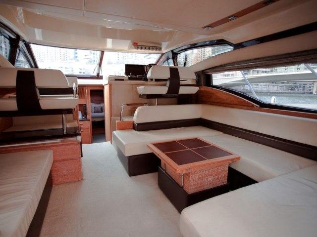 Xclusive 48 Ft Yacht Rental 3