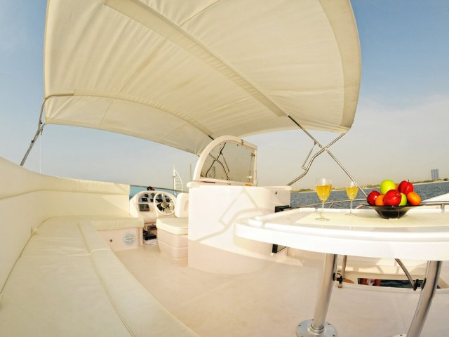Xclusive 53 Ft Yacht Rental 4