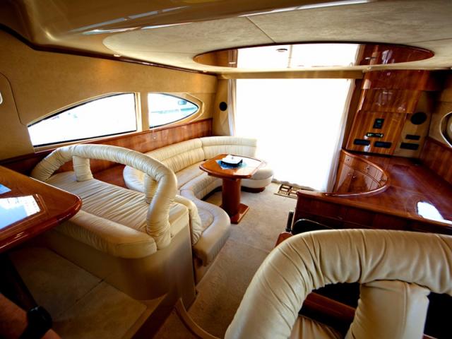 Cozmo 55 Ft Yacht Charter 11