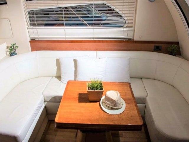 Cozmo 45 Ft Yacht Rental 9