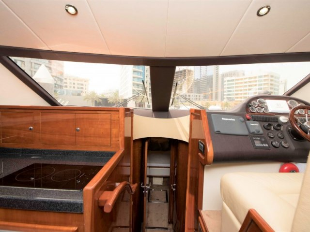 Cozmo 52 Ft Yacht Charter 9