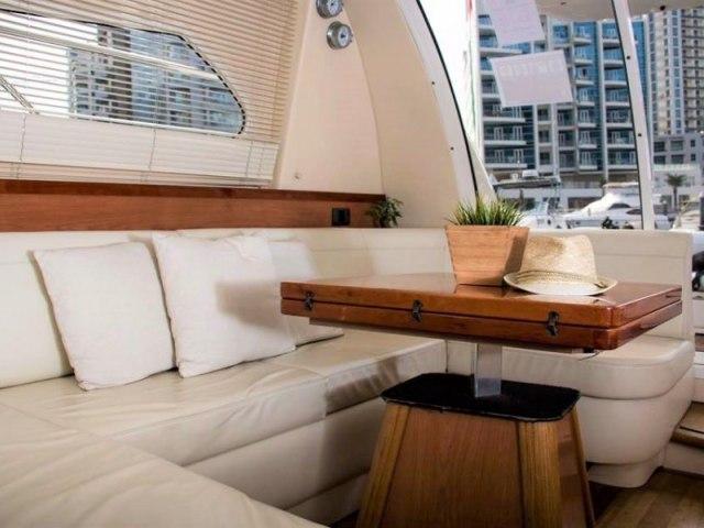 Cozmo 45 Ft Yacht Rental 11