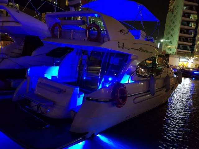 Cozmo 52 Ft Yacht Charter 4