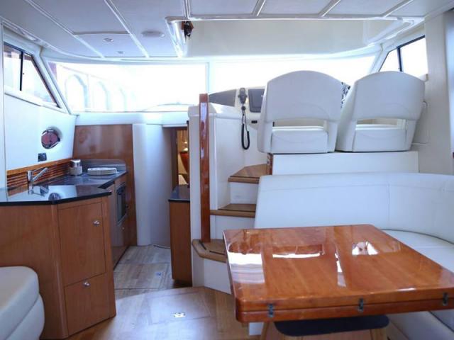 Cozmo 45 Ft Yacht Rental 12