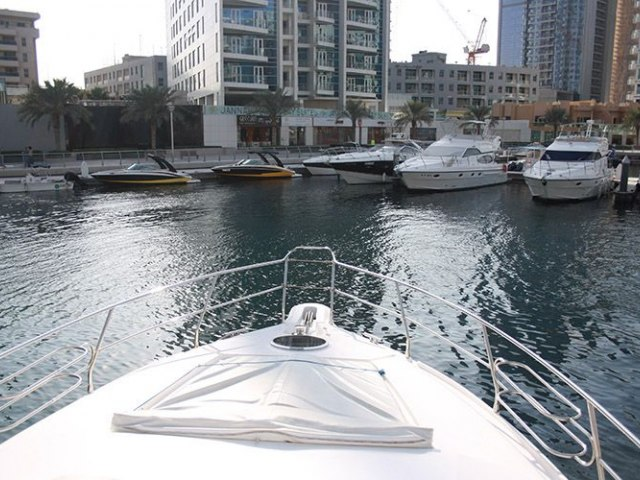 Cozmo 52 Ft Yacht Charter 11