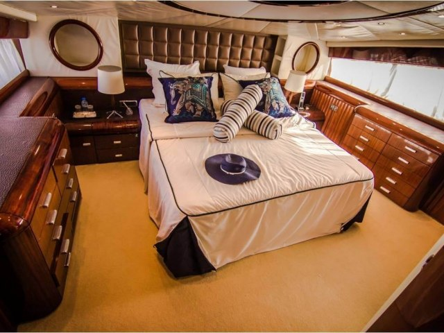 RY 100 Ft Yacht Charter 4
