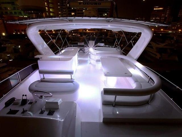 RY 85 Ft Yacht Rental 6