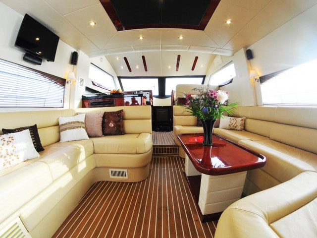 Xclusive 53 Ft Yacht Rental 7