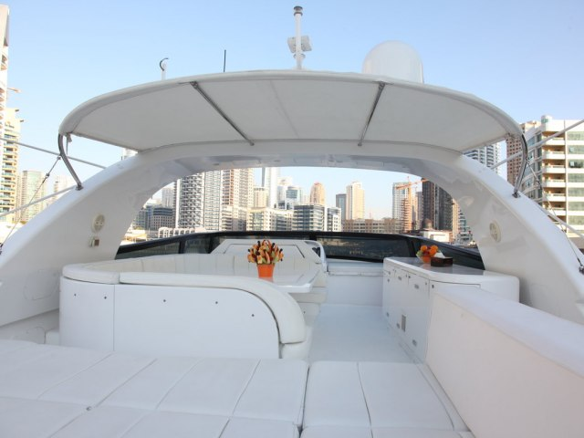 Xclusive 78 Ft Yacht Charter 2