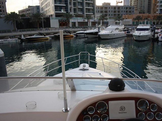Cozmo 52 Ft Yacht Charter 12