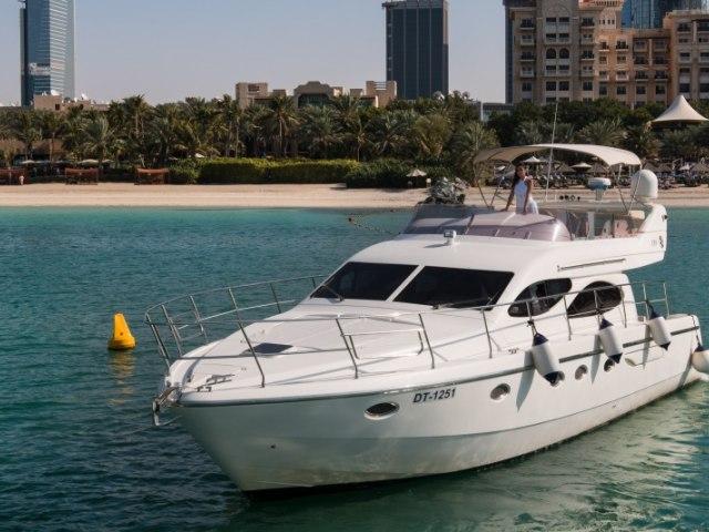 Cozmo 55 Ft Yacht Charter 2