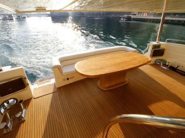 Cozmo 85 Ft Yacht Rental 5