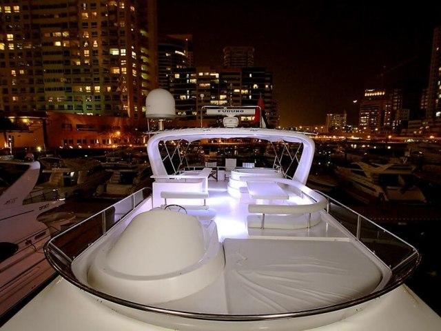 RY 85 Ft Yacht Rental 7