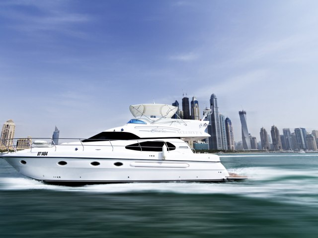 Xclusive 53 Ft Yacht Rental 6