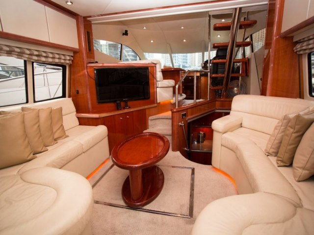 Xclusive 55 Ft Yacht Rental 2