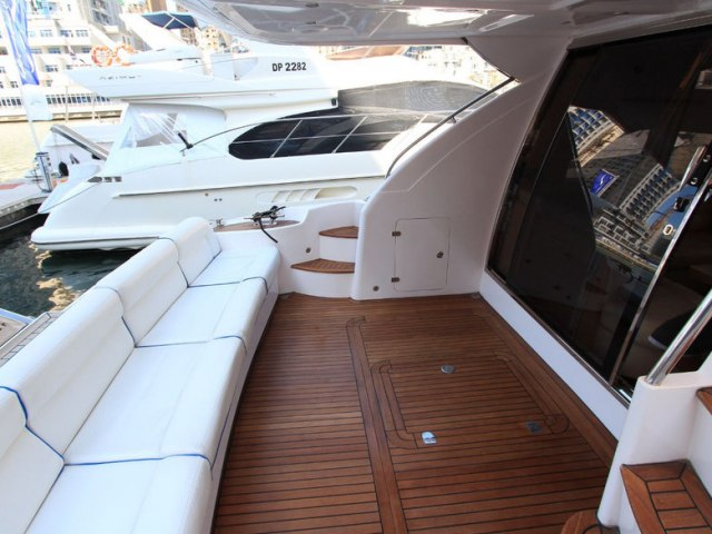 Xclusive 56 Ft Yacht Charter 6