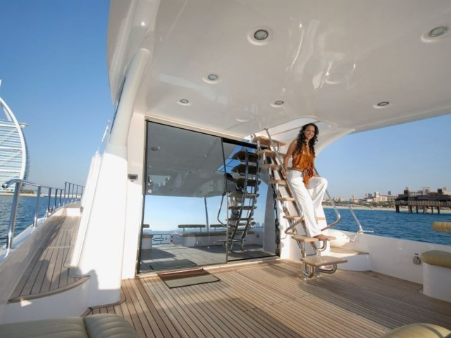 Xclusive 70 Ft Yacht Charter 3