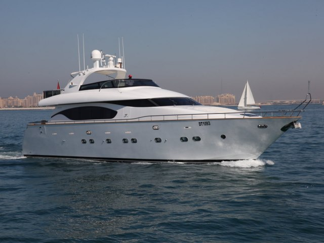 Xclusive 78 Ft Yacht Charter 3