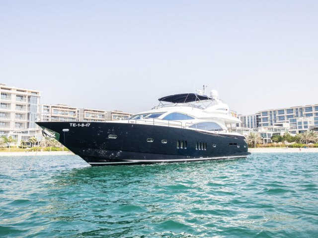 Notorious 90 Ft Yacht Charter 1