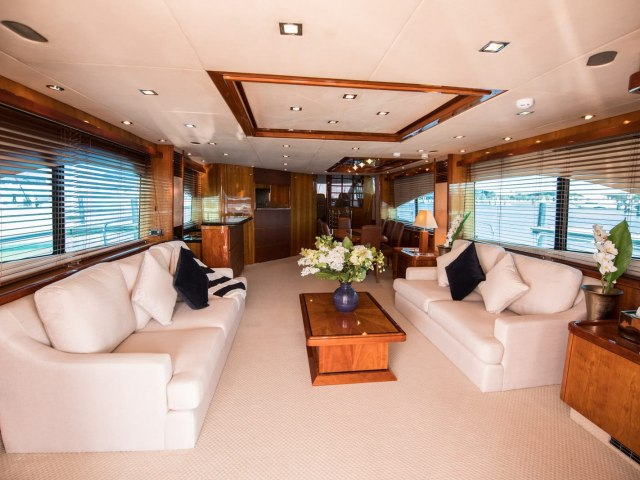 Notorious 90 Ft Yacht Charter 2
