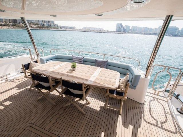 Notorious 90 Ft Yacht Charter 9