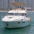 Cozmo 45 Ft Yacht Rental 1